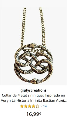 collar auryn historia interminable